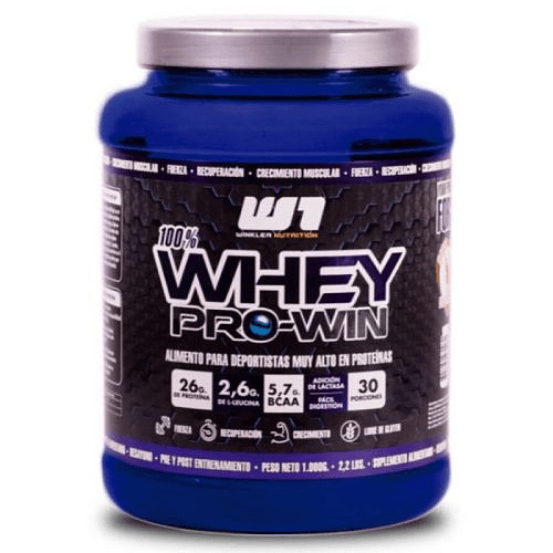 Proteína Whey Pro-win, Winkler