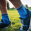 Pro Racing Socks v3 Run High Blue Lolite, Compressport