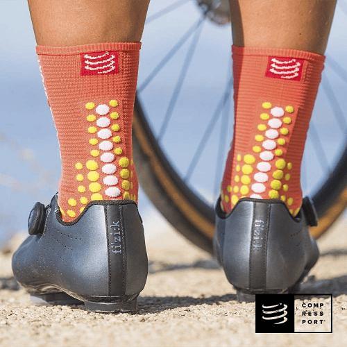 Pro Racing Socks Bike  v3.0 Coral, Compressport