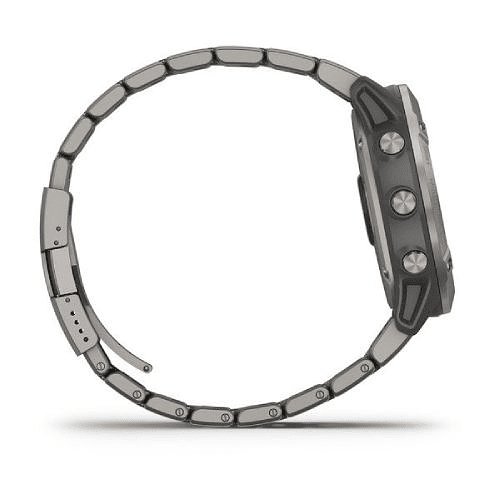 Fenix 6X Pro Solar Titanium, Garmin