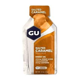 Energy Gel Salted Caramel ( Unidad), Gu