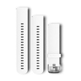 Correa silicona blanca Vivoactive 3 ( 20mm), Garmin