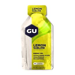 Energy Gel Lemon Sublime ( Unidad), Gu