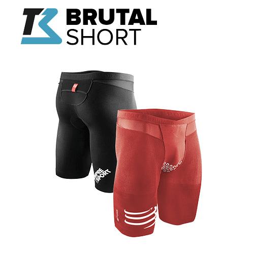 TR3 Brutal Short, Compressport