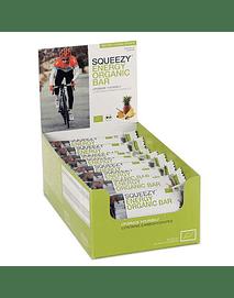 Caja Energy Organic Bar (25 unidades) , Squeezy