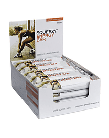 Caja Energy Bar (20 unidades) , Squeezy