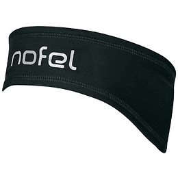 Headband Black, Nofel