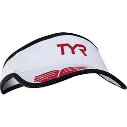 Running Visor White, TYR