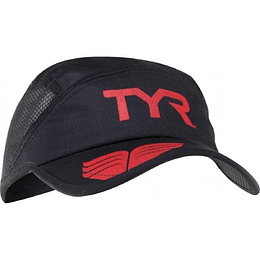 Running Cap Black, TYR
