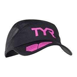 Running Cap Black/Pink, TYR