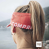Spiderweb Headband On/Off Coral, Compressport