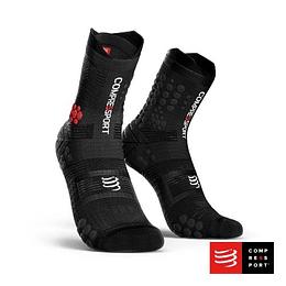 Pro Racing Socks V3.0 TRAIL Smart Negro, Compressport