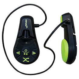 Reproductor MP3 acuático DUO,  FINIS