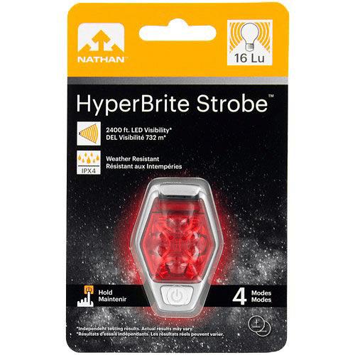 Clip led HyperBrite Strobe (16 lúmenes), Nathan