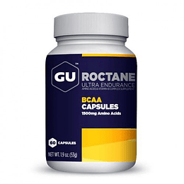 Cápsulas de BCAA's Roctane, GU