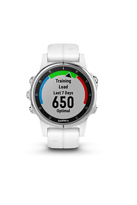 Fenix 5S Plus Zafiro blanco, Garmin