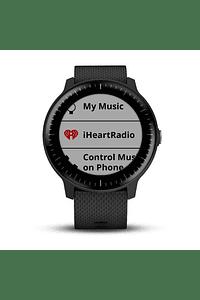 Reloj GPS vivoactive 3 Music, Garmin