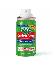 Parche Curita Spray QuickStop! , Curad