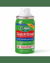 Parche Curita Spray QuickStop! , Curad