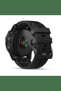 Fenix 5X Plus Zafiro negro, Garmin