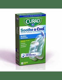 Vendas para ampollas Soothe & Cool, Curad