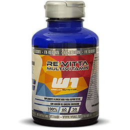 RE-VITTA MULTIVITAMIN, Winkler Nutrition
