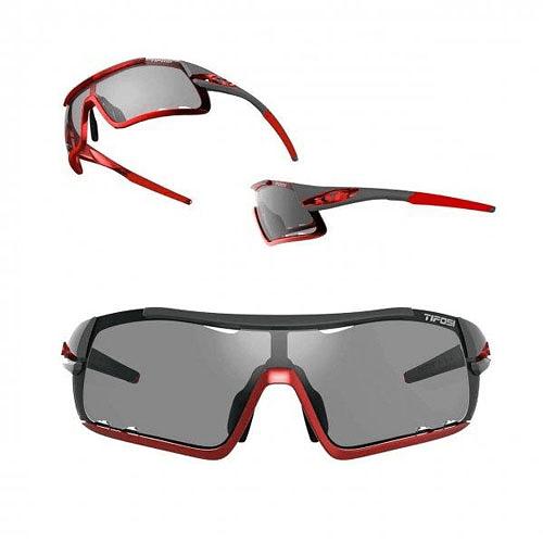 Lentes deportivos Davos Red Race Fototec, Tifosi