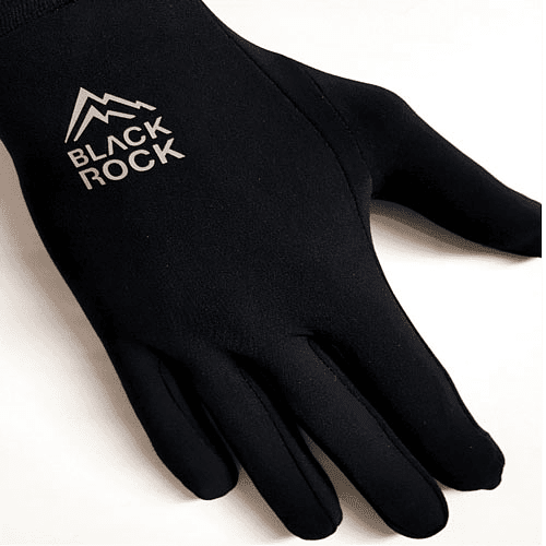 Guantes Linner, Black Rock