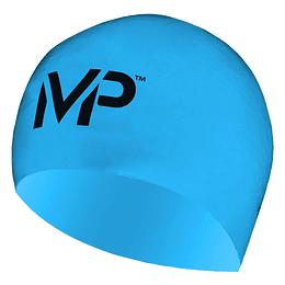 Gorro Natación blue, Michael Phelps