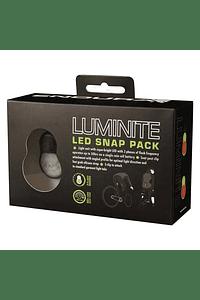 Luz Led Bicicleta Luminite Clip Pack, Endura