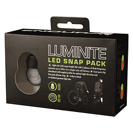 Luz Led Bicicleta Luminite Clip Pack, Endura