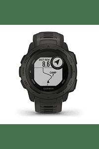 Reloj GPS Instinct Grafito, Garmin