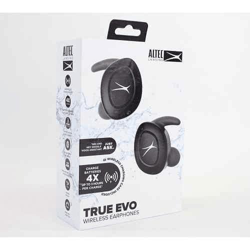 True Evo Wireless Negro, Altec Lansing