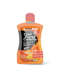 TOTAL ENERGY CARBO GEL AGRUMIX - 40ML (caja 24 unid) , NamedSport