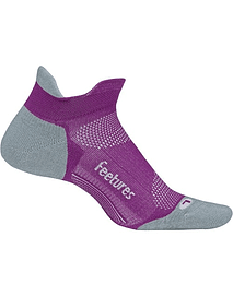Calcetines Elite Ultra Ligth No-Show Tab, Feetures