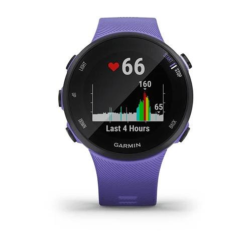 Reloj GPS Forerunner® 45s Iris, Garmin