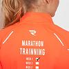 Camiseta técnica mujer Marathon Trainning turquesa