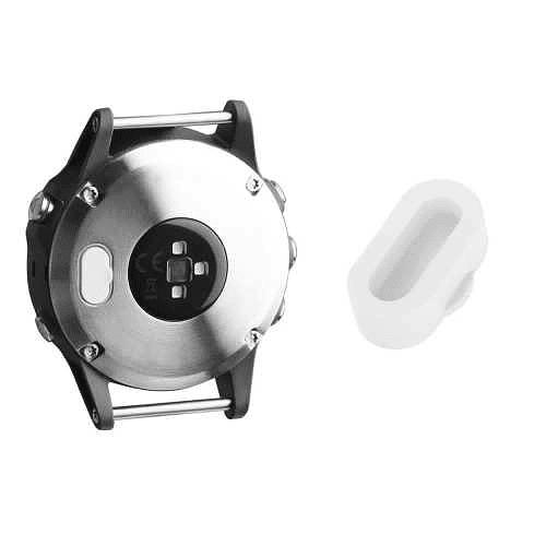 Tapa protectora de polvo para puerto de carga (blanca)