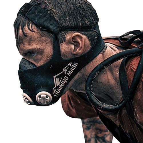 Máscara de entrenamiento V2.0, Training Mask