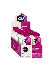 Energy Gel Triberry (24 unid), GU
