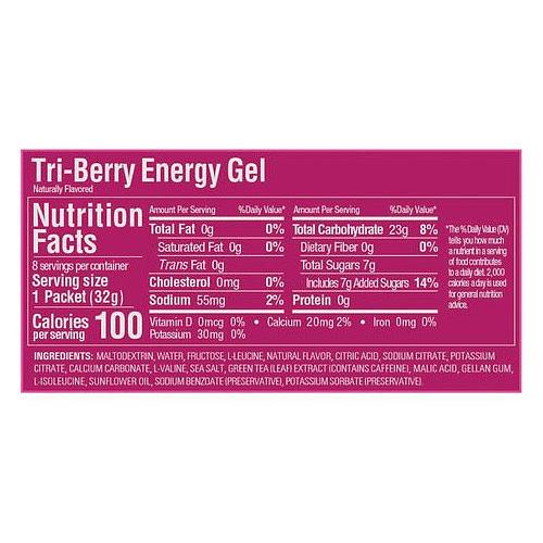 Energy Gel Triberry (24 unid), GU