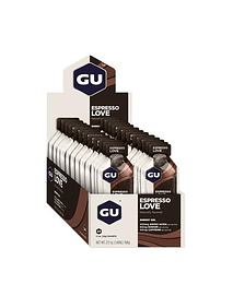 Energy Gel Sabor Espresso Love (24 unid), GU