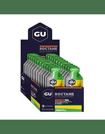 Energy Gel ROCTANE Pineapple sin cafeína (24 unid), GU