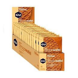 Energy STROOPWAFEL Salty´s Caramel (16 unid), GU