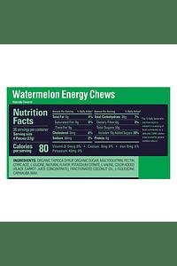 Gomitas Chews sabor Watermelon (18 unid), GU