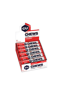 Gomitas Chews sabor Strawberry (18 unid), GU