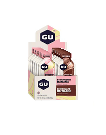 Energy Gel Race Kit (6 c/n caf + 6 s/n caf), GU