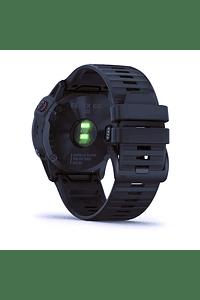 Fenix 6: edición Pro black con correa black, Garmin