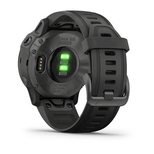 Fenix 6S: edición Zafiro Carbon Grey, Garmin