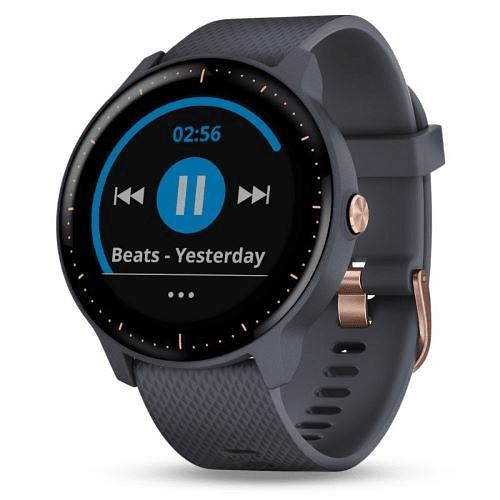 Vivoactive 3 Music Granite Blue/ Rose Gold, Garmin